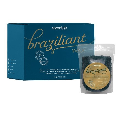 braziliant film beaded wax