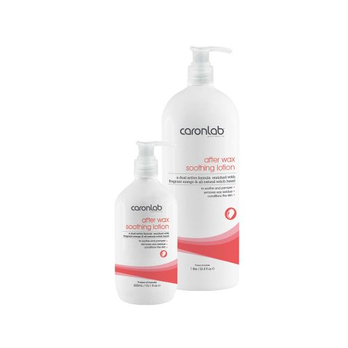 caronlab canada after wax soothing lotion mango witch hazel
